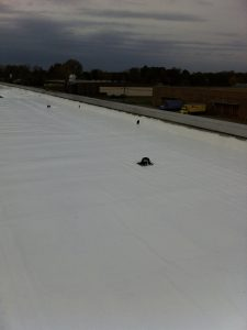 EPDM Coated Roof