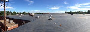 EPDM Re-Roof