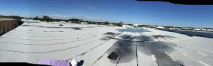 Historic Roof Seams