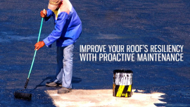 Proactive Roof Maintenance Contractor